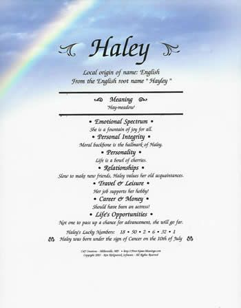 Personalized gifts rainbow in the sky paper first name meaning personalized gifts rainbow in the sky paper first name meaning print personalized baby books personalized baby gifts negle Images