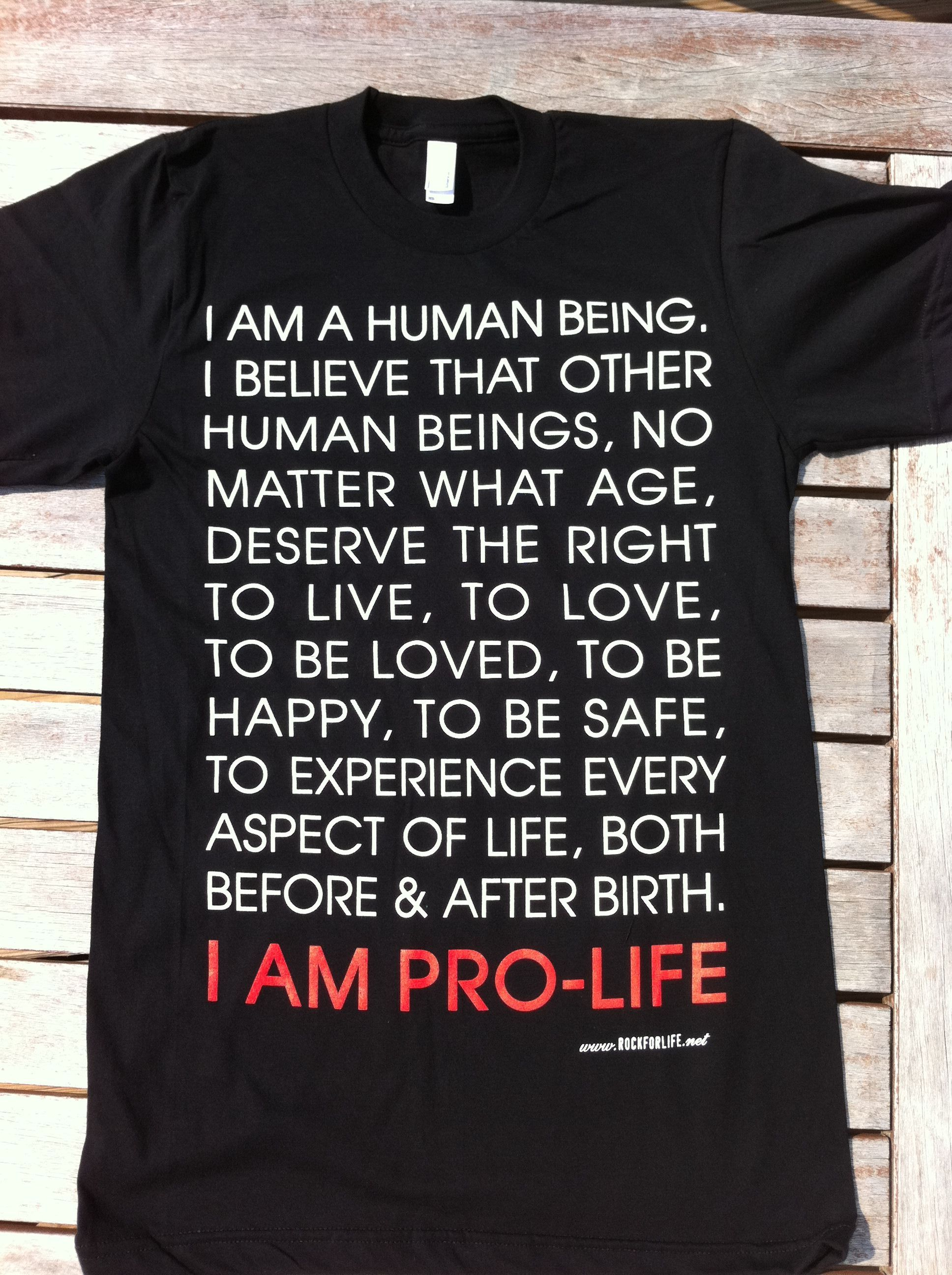 i am an abortion survivor therefore i am pro life love  i am an abortion survivor therefore i am pro life