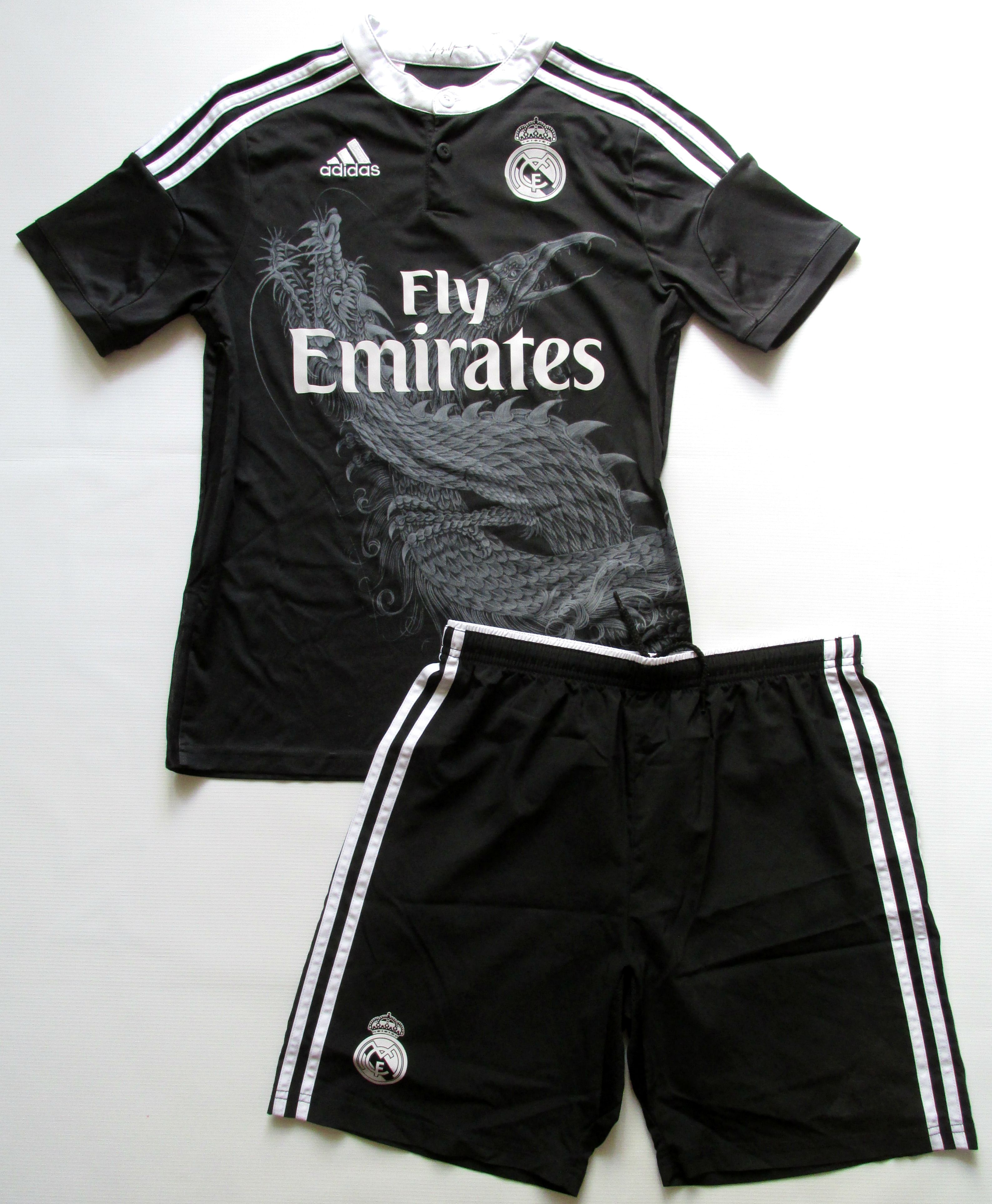 Real Madrid 2014 2015 Third Football Kit By Adidas Yohji Yamamoto Realmadrid Madrid Rmfc Madridis Vintage Football Shirts Orange T Shirts Football Pants
