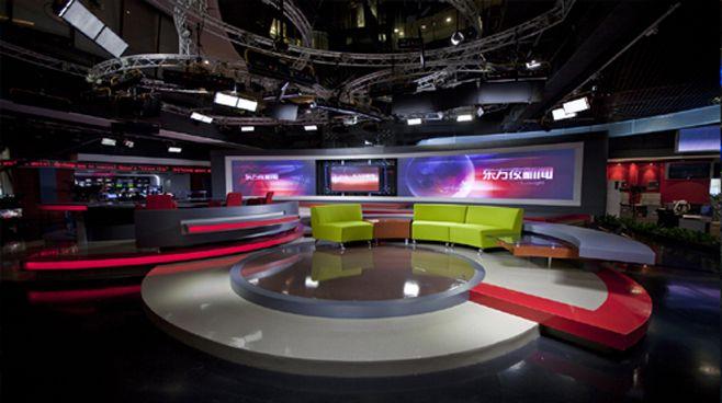 Design Shows On Tv Beauteous Smg Dragon Tv  Shanghai  Talk Shows Set Design  1  Set Review