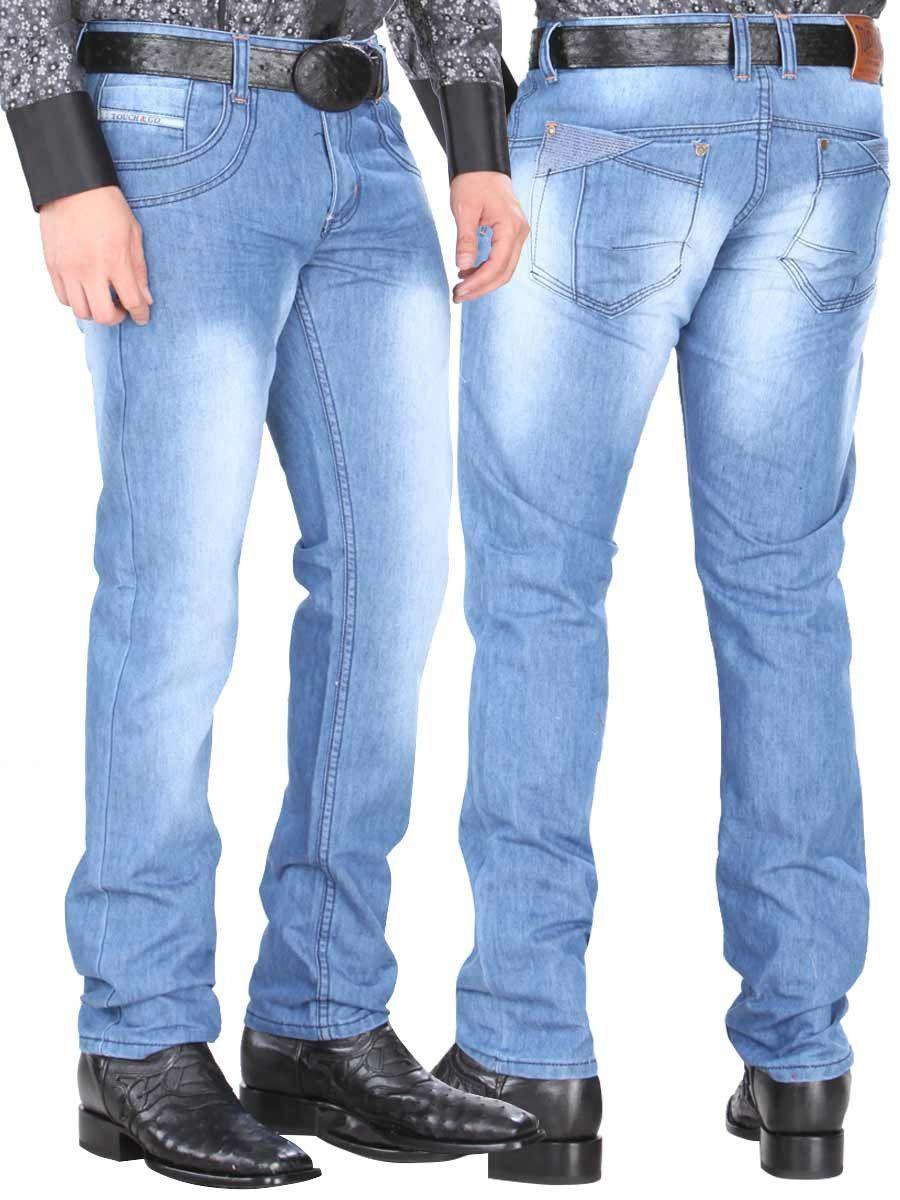 34526 Pantalon Caballero Touch Go Eg Men Jeans Pants Mens Jeans Jeans