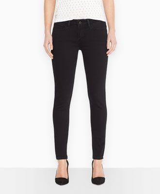 Soft Black Leggings