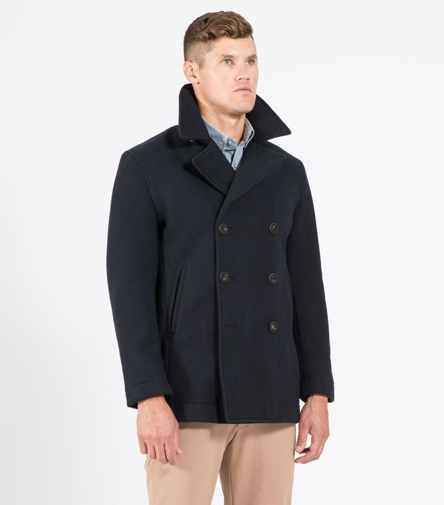 Outlier - Liberated Wool Peacoat | My Style | Pinterest | Shops ...