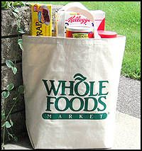 Whole Foods Ping Bags Enviro Tote