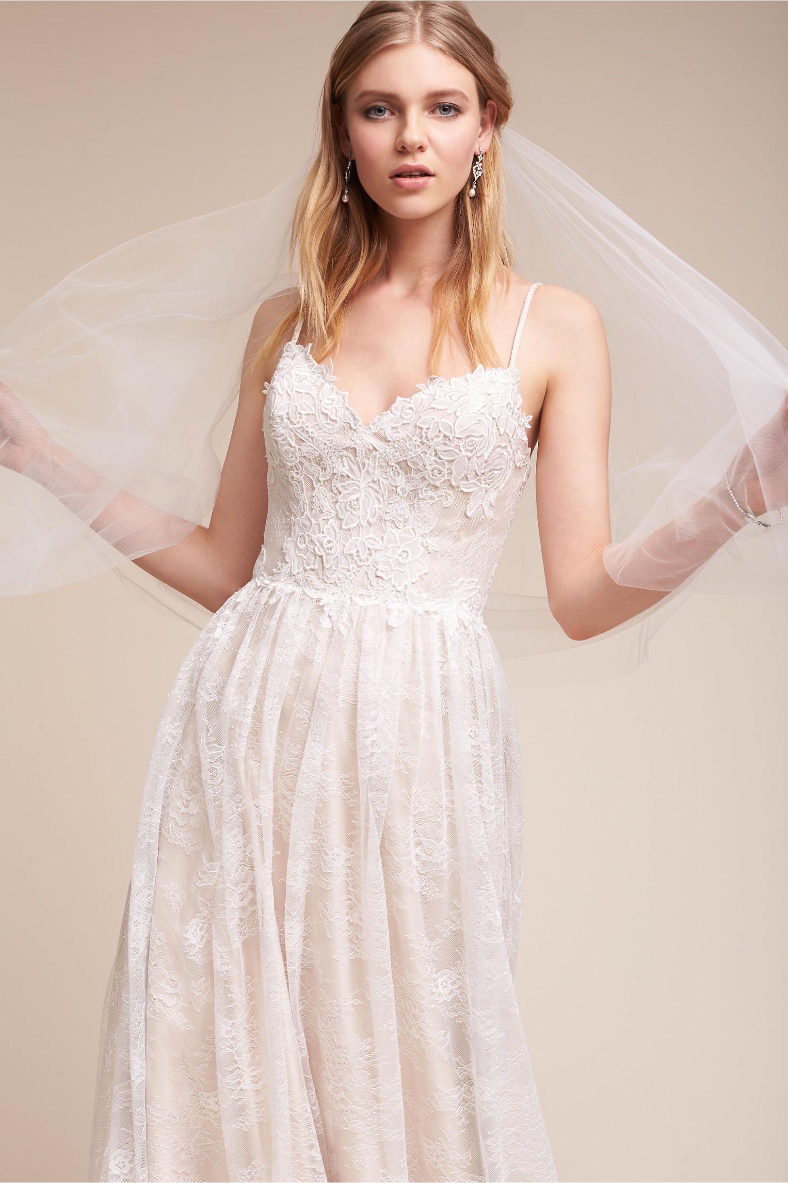 Bhldn ivorychampagne susannah gown in sale bhldn bridal