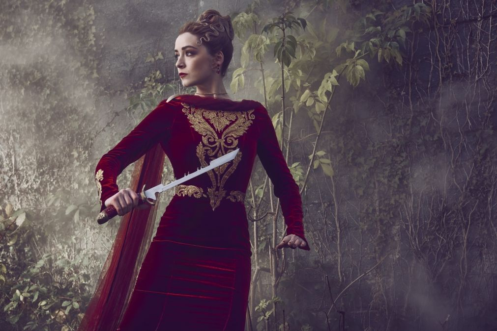 Into the Badlands Season 2 Sarah Bolger Image (17)