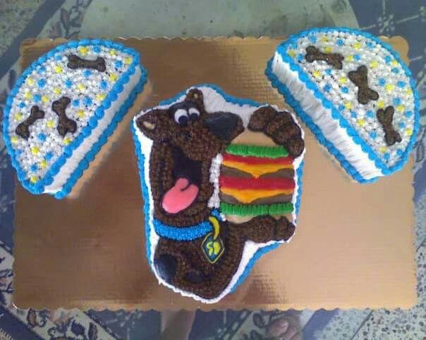 Scobby cake