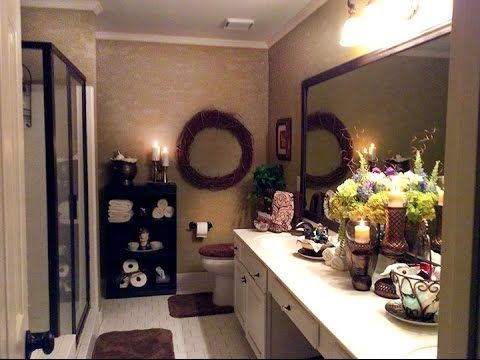 Master Bath Makeover & Organization  Youtube  Decorating Videos Classy Youtube Bathroom Remodel Inspiration