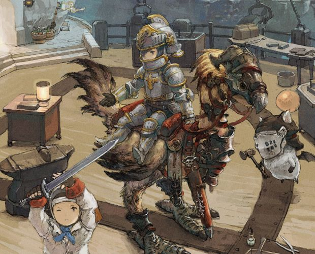 limsa lominsa moogles chocobo shop armor ffxiv | Quest of