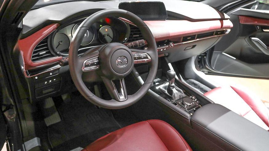 2019 Mazda3 Interior 04 Mazda 3 Hatchback Mazda 3 Mazda