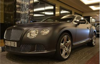 The 50 Most Amazing Cars Spotted Outside the Mall of the Emirates