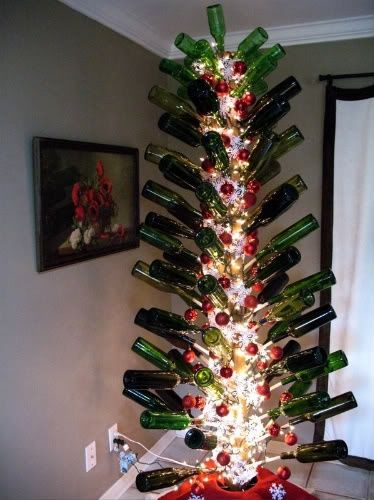 Foam Cork Christmas Tree Hgtv
