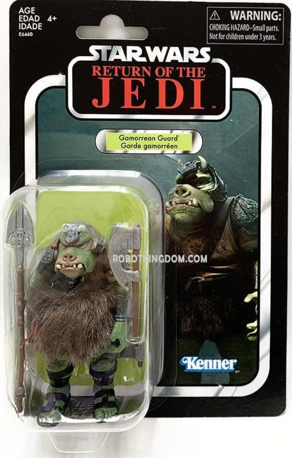Star Wars Vintage Collection Gamorrean Guard VC 21 Exclusive Figure