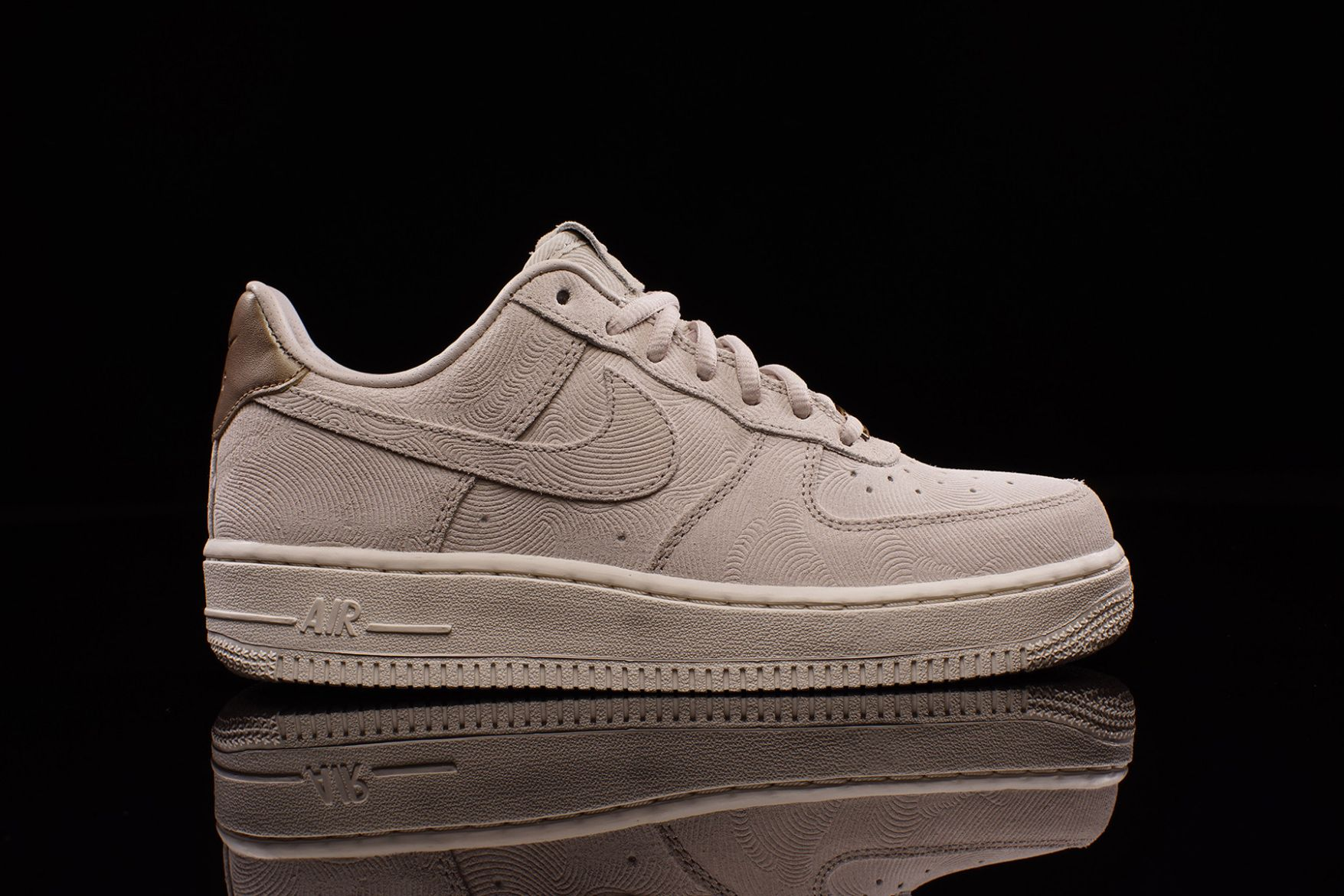 Nike Drops New Air Force 1 Low in Premium Suede Just for the