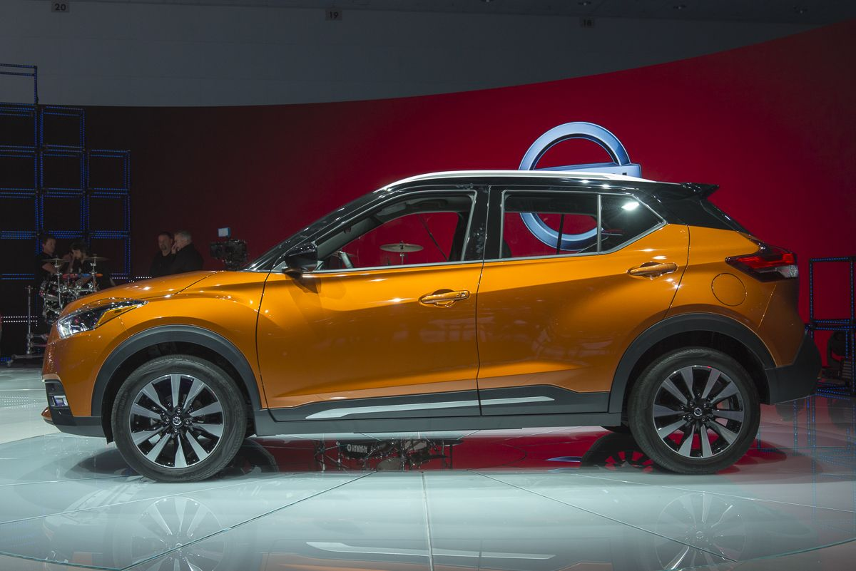 2018 Nissan Kicks Finally Makes It To North America Nissan Kicks New Nissan