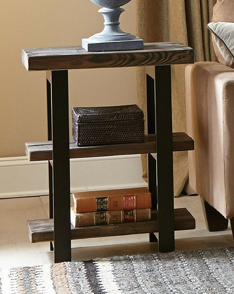 10+ Top Rustic End Tables For Living Room
