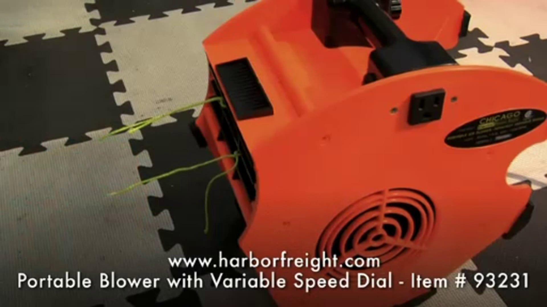 69721 - 3 Speed Portable Blower | Tools/Equipment | Pinterest.
