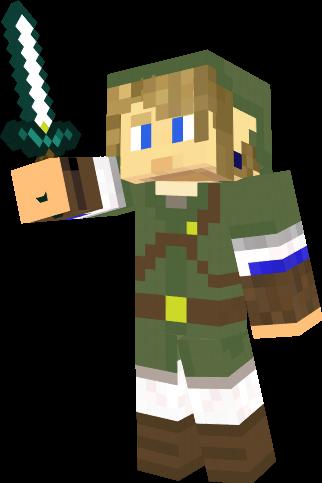 Legend Of Zelda Link Skins Minecraft PE Guide Legos Pinterest - Skins para minecraft pe zelda