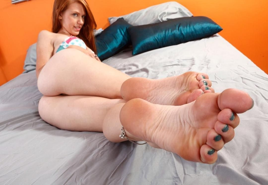 And the Cute feet and footjob regret