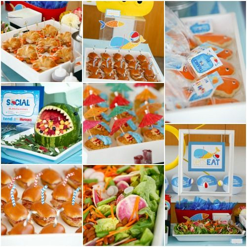 Pool Party Snack Ideas 25 best ideas about pool party snacks on pinterest beach party snacks luau party snacks and pool party foods Huggies Little Swimmers Pool Party Playdate Plus A Pool Bag Packing List