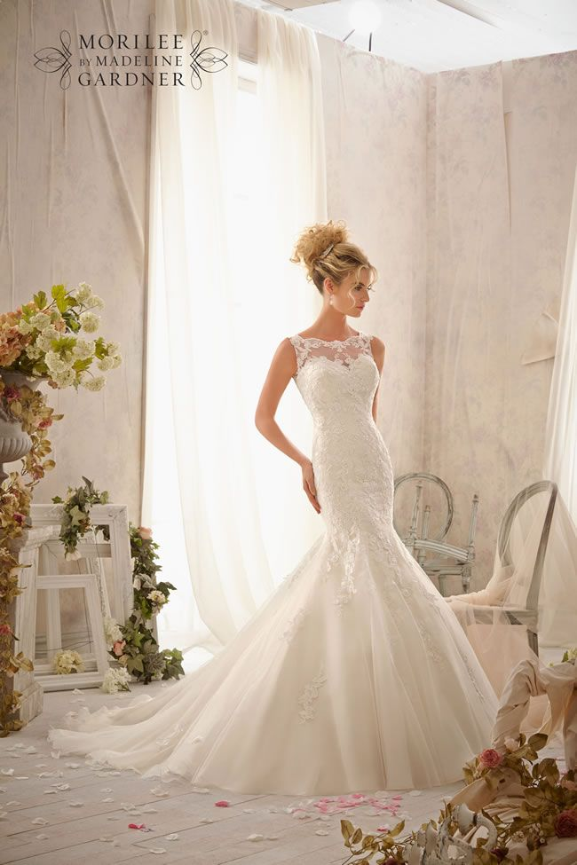 Rustic Wedding Gowns By Saja | Pinterest | Mori lee, Bridal ...