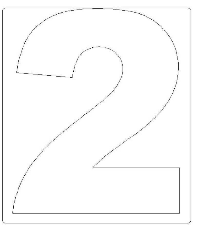 Pin De Marisol Torrez En Moldes De Números