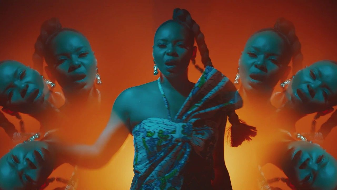 Yemi Alade Lai Lai Mp3 Download World Music Studio Album Music Videos