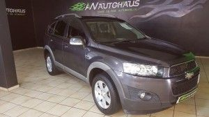2012 Chevrolet Captiva 2 4 Lt R3 650pm Chevrolet Captiva