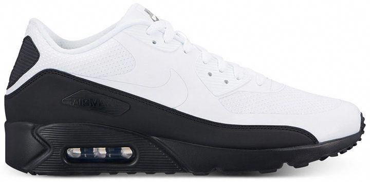 Nike Men s Air Max 90 Ultra 2.0 Essential Running Sneakers from Finish Line f144d634bd8f