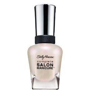 Sally Hansen Complete Salon Manicure Nail Polish, Angel