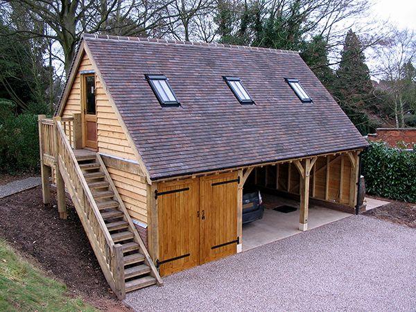 Oak Buildings In Uk Google Search Oak Framed Buildings Timber
