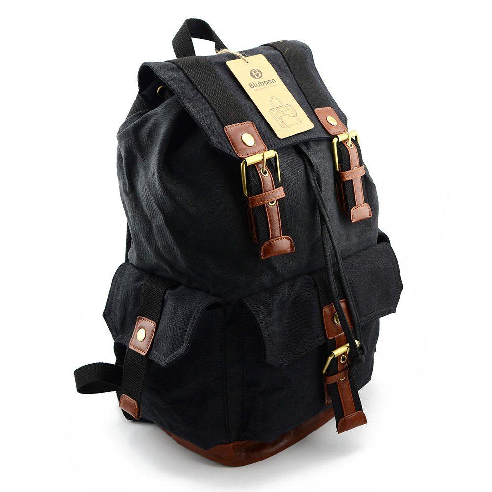 475582982943 Large Vintage Canvas Backpacks- Fenix Toulouse Handball
