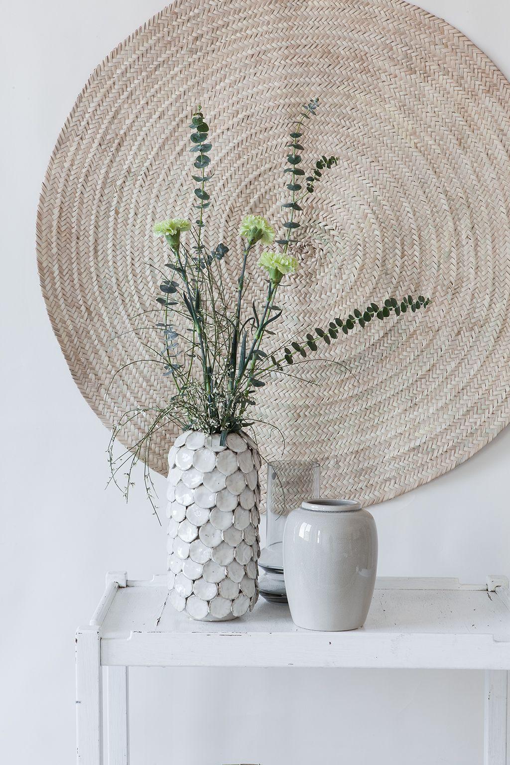 naturtöne und weiß passen perfekt zum sommer und finden auch gut, Wohnzimmer