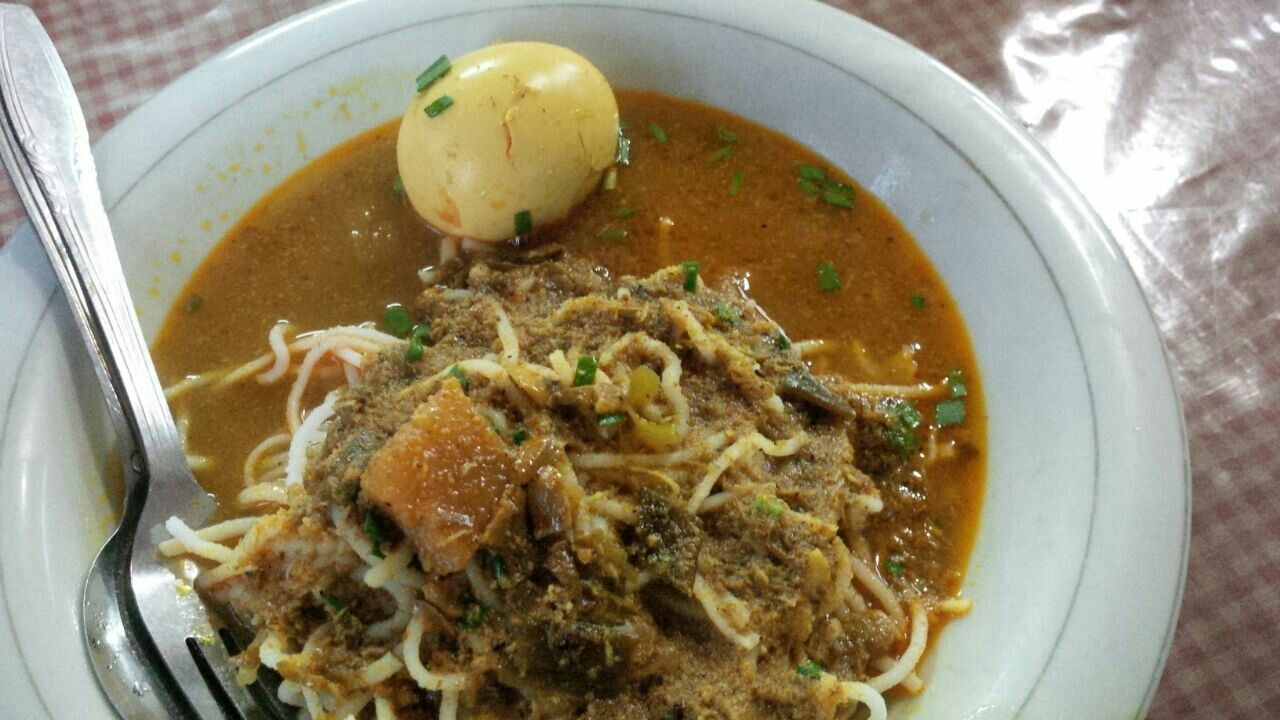 Laksa Tangerang Makanan Indonesia Makanan