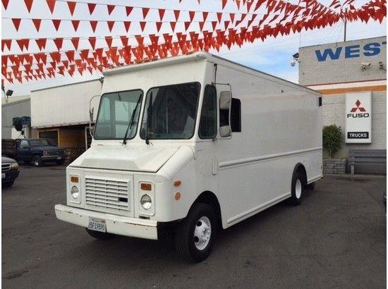 1995 Gmc P30 Los Angeles Ca 113543459 Commercialtrucktrader Com Trucks For Sale Gmc Step Van