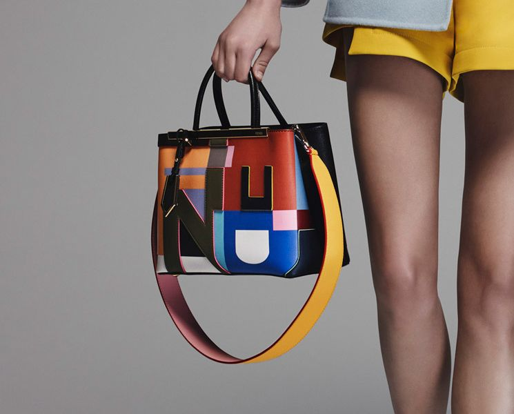 Fendi-Cruise-2016-Bag-Campaign- limited edition fendi toujours bag ... a32c2cce2367d