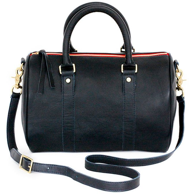 Oh my gosh - love this duffel for fall! Small Duffle - Escale by Clare Vivier