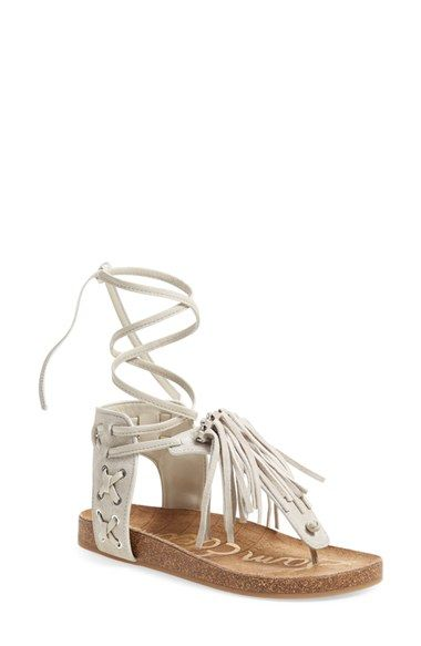 fbdbdcc7b Sam Edelman  Kyra  Gladiator Sandal (Women) available at  Nordstrom ...
