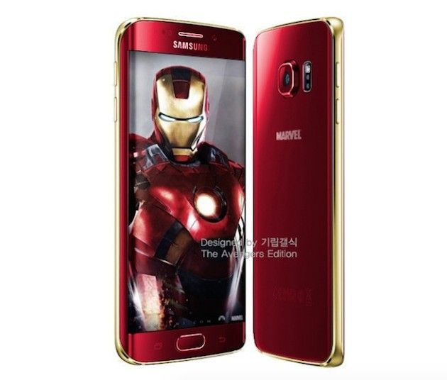 iron man phone case samsung s6
