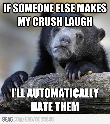 I feel bad because I want him to be happy, but...