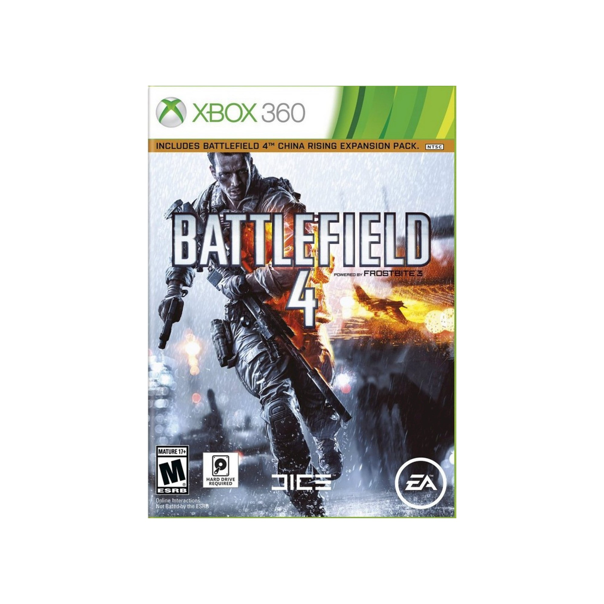 Battlefield 4 Includes China Rising Expansion Pack Pre Ownedxbox