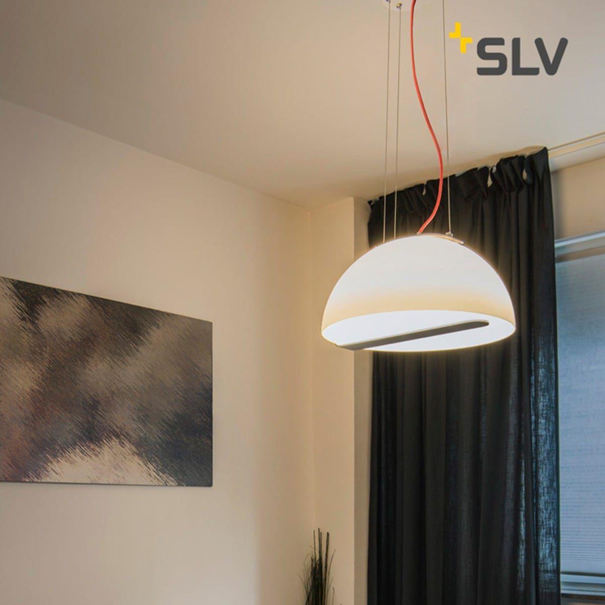 Slv Brenda Pendelleuchte Weiss Silbergrau In 2020 Wohnzimmer Leuchte Led Deckenstrahler Pendelleuchte