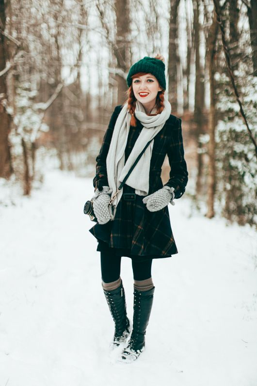 Outfit: Winter Wonderland (A Clothes Horse) | Outfit