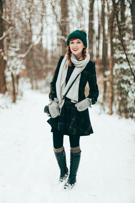e879a11b1d5a Outfit  Winter Wonderland (A Clothes Horse)