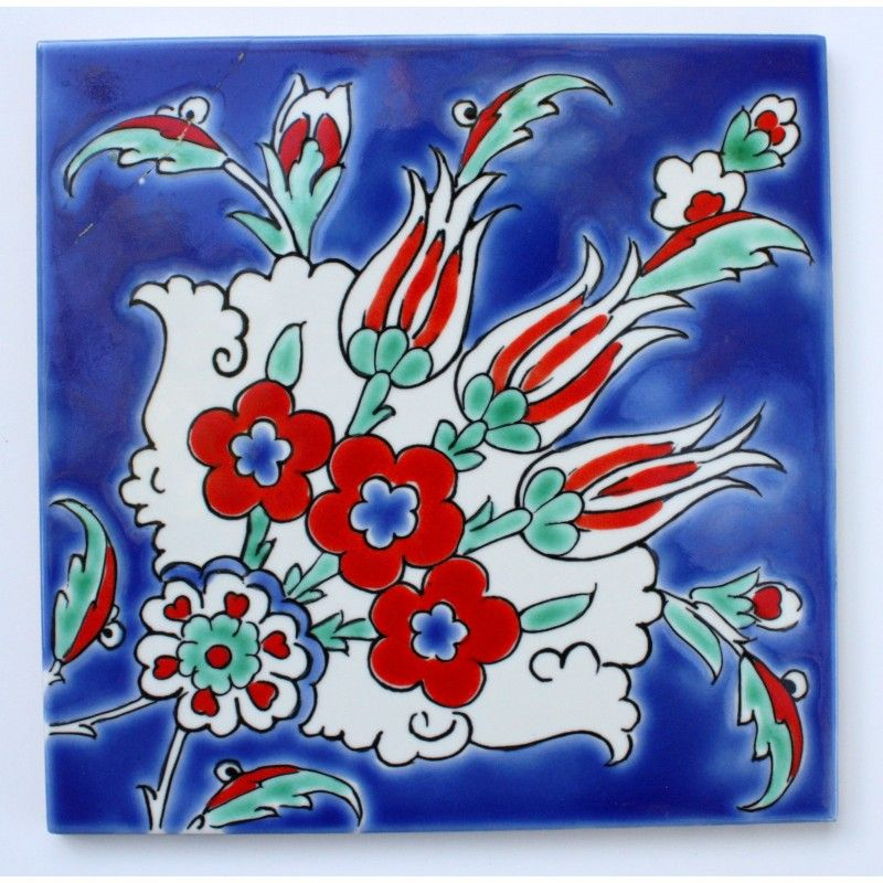 Decorative Pool Tile Interesting Iznik Tile Florida  Decorative Pool Tile  Blue White Ceramic Inspiration