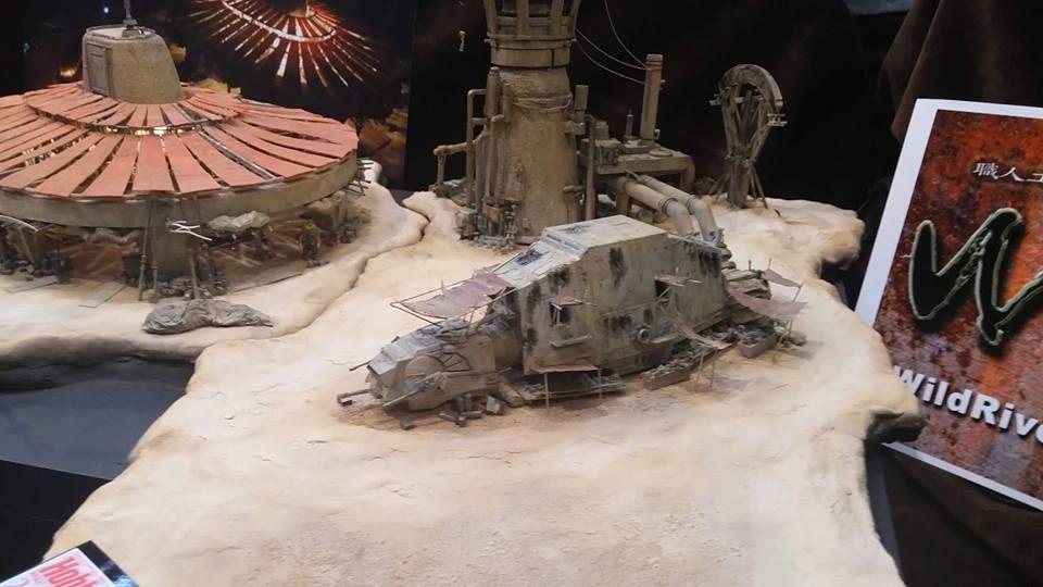 diorama star wars Shizuoka