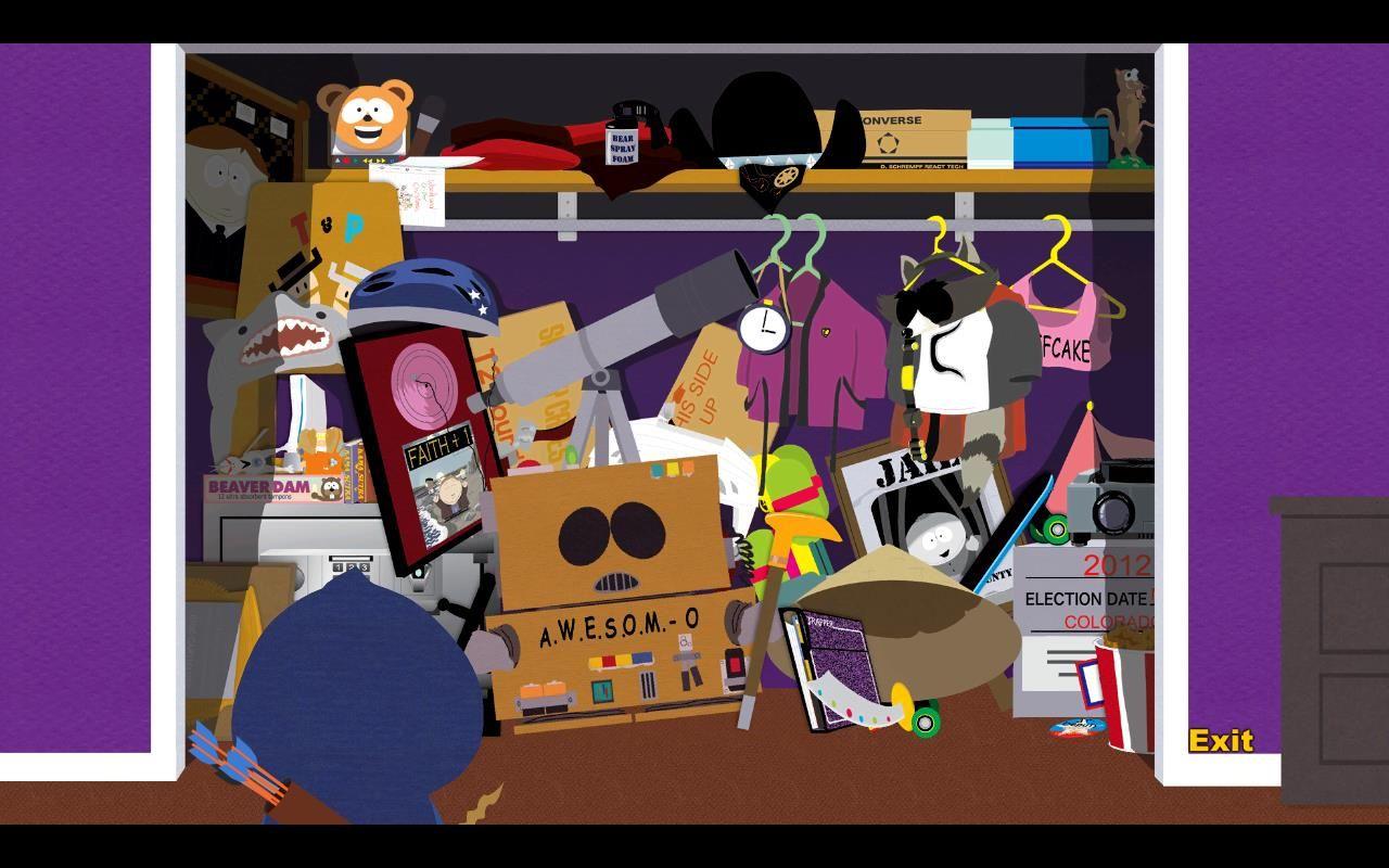 Poze South Park - Poze Femei si Barbati din South Park - Sentimente