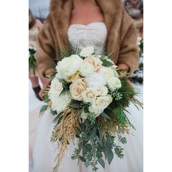outdoor-glam-pennsylvania-wedding-27 Ruffled ❤ liked on Polyvore featuring wedding