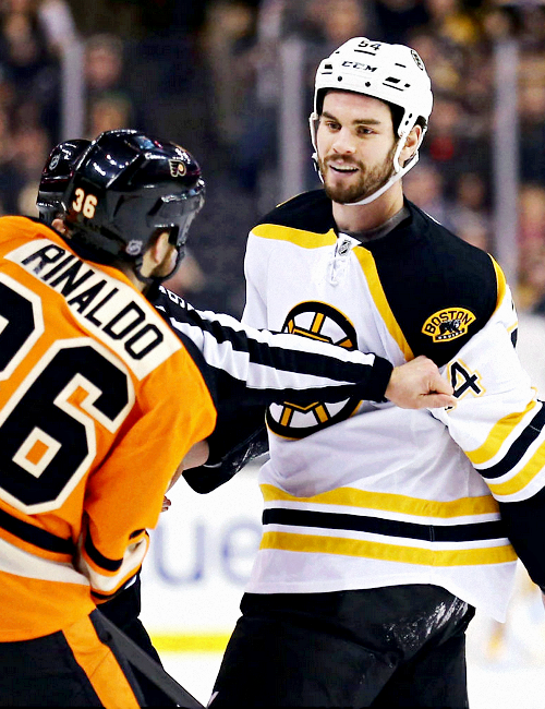 """""""Myself suits me the best"""", March 7, 2015 Boston bruins"""
