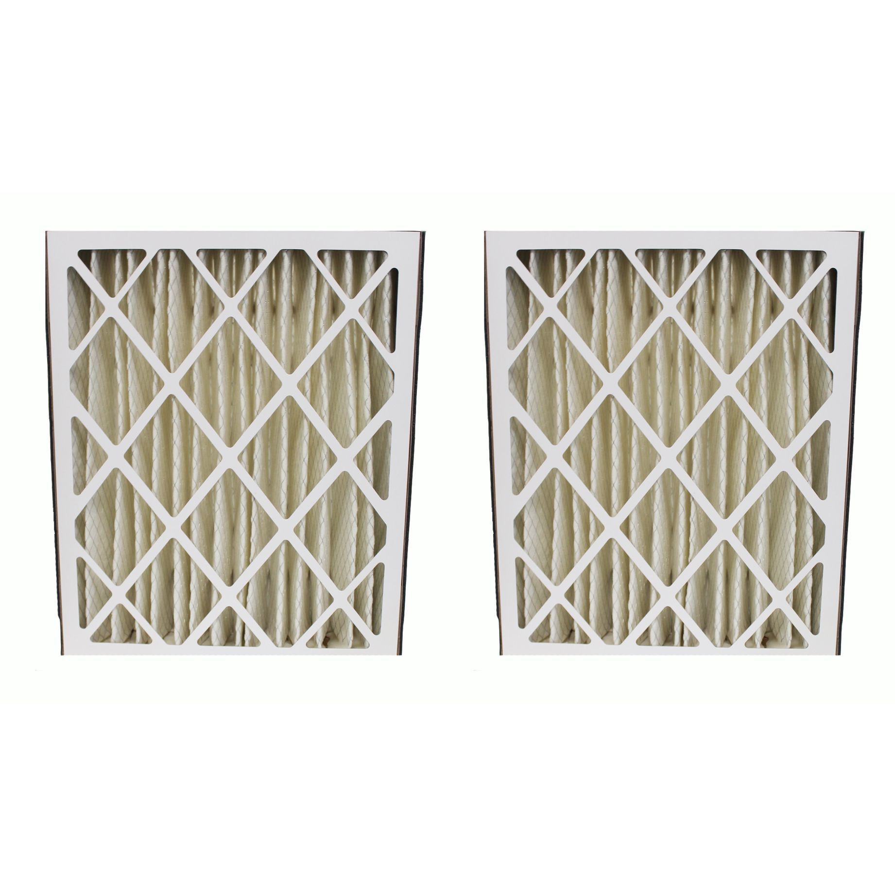 Crucial Ultravation-compatible 91-006 Pleated Furnace Air Filter 20x25x5 Merv 8